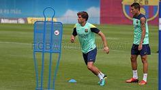 Training session 22/08/2013
