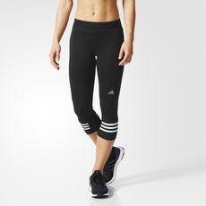 a07dae35fac02e adidas - Response Three-Quarter Tights Capri Outfits, Gym Wear For Women,  Womens