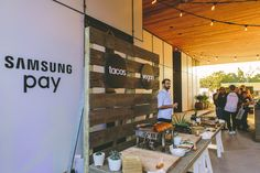 Samsung Block Party at South Congress Hotel in Austin, Texas. #eventsatSCH
