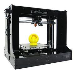3D Printer Kit - Evolution Black - Stylish Best Performance