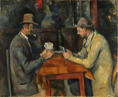 Cezanne - The Card Players, 1892/5