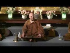 When to attach and when to let go? | by Ajahn Brahm - YouTube