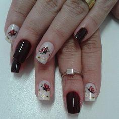 Mani Pedi, Manicure And Pedicure, Elegant Nails, French Nails, Spring Nails, Nail Colors, Nail Art Designs, Valentines Day, Hair Makeup