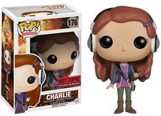 Funko POP Vinyl Supernatural Charlie - The Girl with the Dungeons and Dragons Tattoo @feliciaday