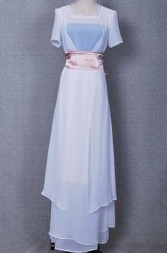 dressing up as this for halloween this year-rose from titanic (sinking dress)