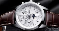 LONGINES Conquest Classic Chronograph/ Ref.L2.798.4.72.3