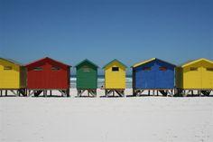Muizenberg beach, Cape Town, South Africa - my local <3