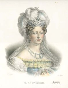 Marie Thérèse de France daughter of Marie Antoinette -  found at http://www.gogmsite.net/empire-napoleonic-and-roman/subalbum-marie-therese-de-f/