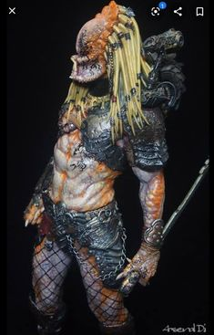 Predator Art, Alien Vs Predator, Aliens, Xenomorph, Horror, Inspirational, Fantasy, Tattoos, Predator