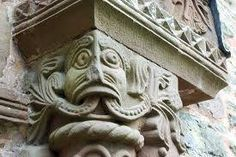 Ghost Stories, Green Man, Supernatural, Medieval, Lion Sculpture, Statue, Classic, Pictures, Image