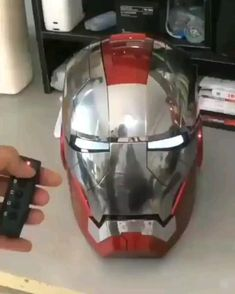 Avengers Movies, Marvel Characters, Marvel Heroes, Marvel Avengers, Iron Man Helmet, Iron Man Art, Iron Man Wallpaper, Iron Man Avengers, Cool Gadgets To Buy