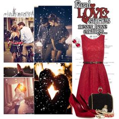 """This is love"" by chareznasheer on Polyvore"