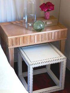 Check out these ideas for adding ample storage into your apartment or small home. These pieces double as decor and storage so your apartment looks amazing! Chests, cabinets, open tables, cube systems and hooks are just a few apartment hacks you need.