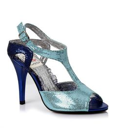 Another great find on #zulily! Blue Lois Pump #zulilyfinds