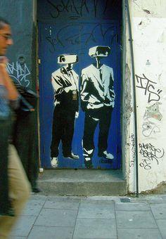 Surveillance, London