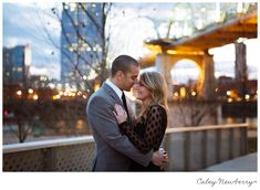 Downtown Nashville Engagement Photos | Caley Newberry Photography