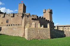 © 2010 Pedro M. Mielgo. Navarra. Castillo de Javier.
