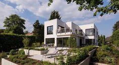Bauhaus-Unikat Außenansicht