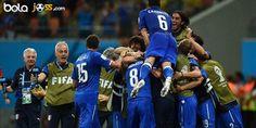 Cuplikan Gol Inggris 1-2 Italia