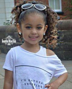 Jayellese - 4 Years • English, Greek & Jamaican ❤ FOLLOW @beautifulmixedkids on instagram WWW.STYLISHKIDSAPPAREL.COM