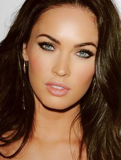 Megan Fox is too pretty. She has some of the best eyebrows out there!