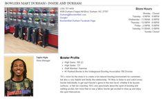 BowlersMart Durham - Inside AMF Durham Lanes