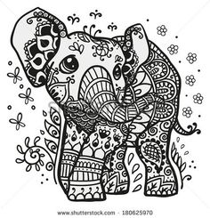 stress relieving coloring pages owls - photo#5