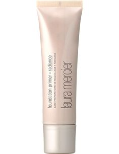 Laura Mercier Radiance Primer. Always start with a great base, much easier application, hydrated skin and holds makeup in place for hours!