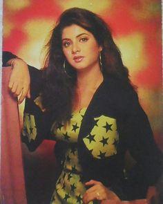 #muvyz042517 #BollywoodFlashback #Diva #DivyaBharti 😍#instagood #instadaily #instapic #muvyz
