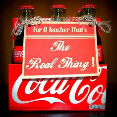 """For a Teacher that's The Real Thing!""  ... Follow this link for the printable .. it's a CLASSIC, isn't it!?"