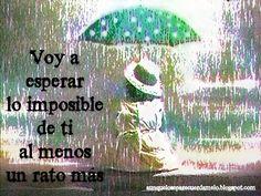 SALDANDO DEUDAS #blog #frases #reflexiones #ilustracion (Voy a esperar de ti lo #imposible, al menos un rato más)