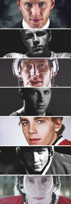 All credit for this somewhat unsettling yet impressive tribute to Patrick Kane goes to dzdomination on Tumblr.