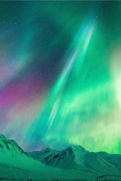 Final Fantasy World, Atigun Pass, Alaska, by Noppawat Charoensinphon, on 500px.(Trimming)