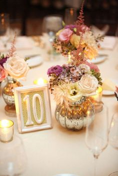 Mercury glass is very popular I think it will stage in vogue as it works well with all styles We have a collection of votives which are available to all of our brides at no charge  All of our decor collection is included in our coordination service # stjohn #islandwedding