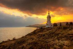 закат ... by Ed Gordeev - Photo 127382405 - 500px (Crimea)