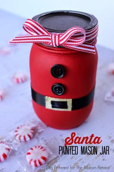20 Christmas Craft Ideas {Link Party Features} - I Heart Nap Time