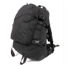 Blackhawk 3 Day Assault Pack - Black | Military | Military Bags | Luggage | Bags | Navy