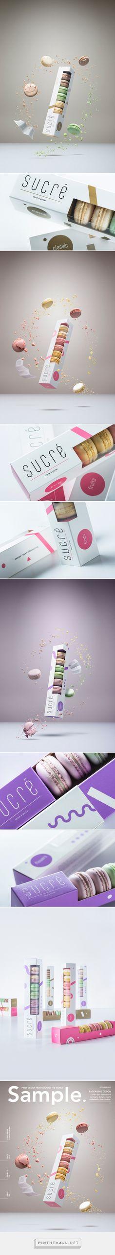SUCRÉ Macarons by Edvardas Kavarskas