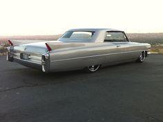 1963 Cadillac Coupé de Ville