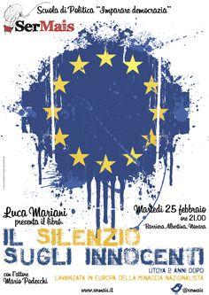 """Presentazione del libro """"Il silenzio sugli innocenti"""" del giornalista Luca Mariano"""