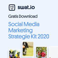 """Unser gratis Starter Kit """"From Zero to Hero"""" bietet dir alles, was du brauchst, um eine erfolgreiche Social Media Marketing Strategie aufzuziehen. Zero The Hero, Kit, Social Media Marketing, Ebooks, Socialism, Psychics"""