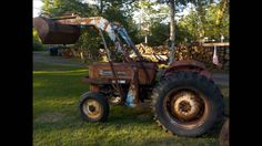 The Marriage of 2 Lonely Tractors