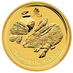 Best Gold Bullion available from APMEX. 2011 1 kilo Gold Lunar Year of the Rabbit BU (Series II) is a great Spot Gold purchase in Precious Metals. Gold Bullion Bars, Bullion Coins, Buy Gold Online, Gold Purchase, Gold Value, Silver Investing, Year Of The Rabbit, Coin Art, Gold Money
