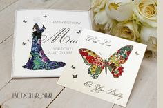 Moonbeams and Butterflies range, now available in two sizes... Large (BLY) and Standard (MB) In stores now. Available to buy online for Trade customers only at present.