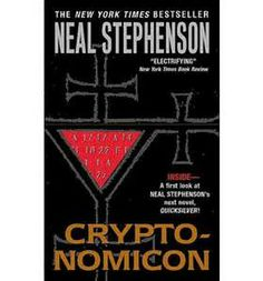 cryptonomicon - A Mike Rowe recommendation