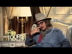 Thinking Out Loud : Johnny Depp Talks Pranks, Street Fights; This is so funny I can't even hardly stand it!