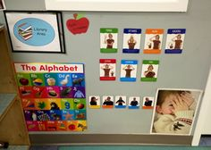 Library Area in Toddler 3!