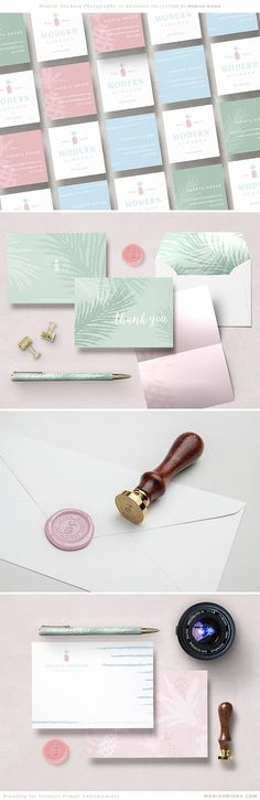 Fun beach inspired logo and branding for luxury newborn and maternity photographer. Soft pastel color palette and hand sketched logo. Branding for photographers, logo for photographer, rebrand for newborn photographer, brand colors and mood board #branding #logo #moodboard #brandcolors #rebrand #photographer #photobiz #bossbabe