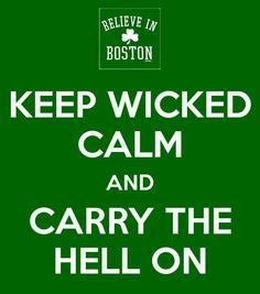 Boston! Wicked Pissa!!!
