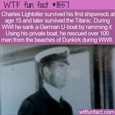 Weird History Facts, History Memes, Wtf Fun Facts, World History, Random Facts, Important People, The More You Know, Titanic, Popular Memes